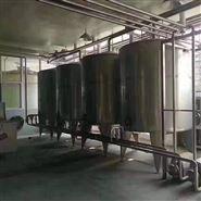 湖南出售大量二手不锈钢搅拌罐