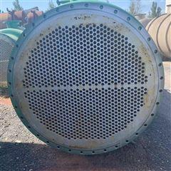 10--300平方316材质二手不锈钢列管冷凝器