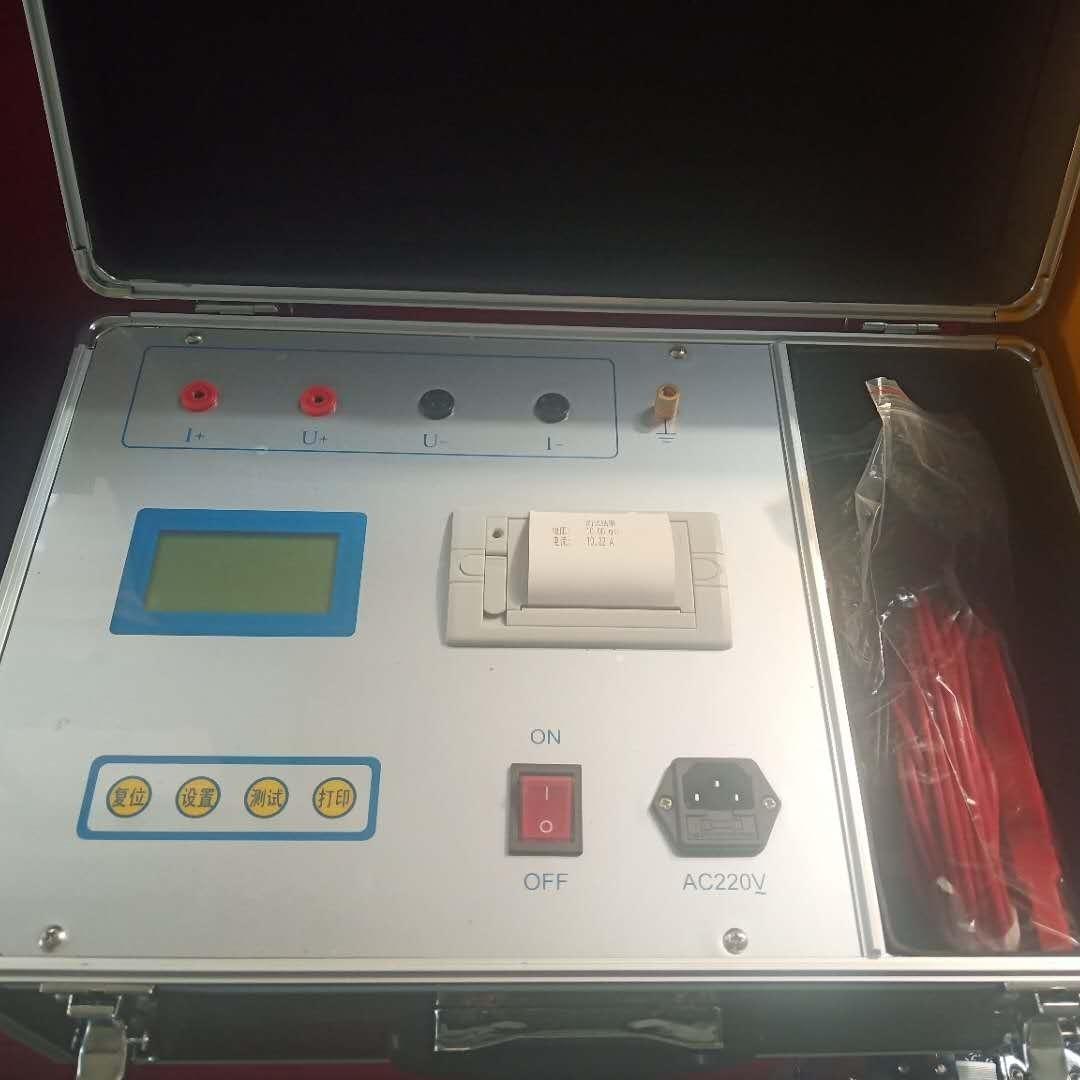 电力三级资质10A接地导通测试仪