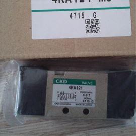 W4GB/Z4日本喜开理CKD电磁阀