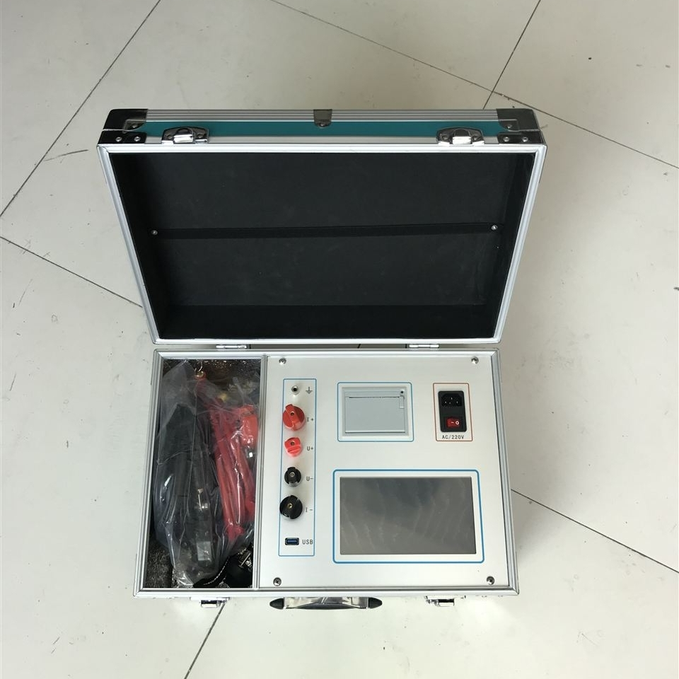 回路电阻测试仪/100A/彩屏大屏