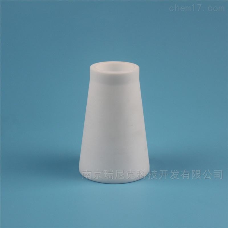 PTFE聚四氟乙烯产品四氟三角瓶