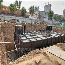 定制216吨地埋式消防箱泵一体化泵站出厂价