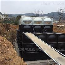 定制地埋式箱泵一体化消防泵站的亮点之处
