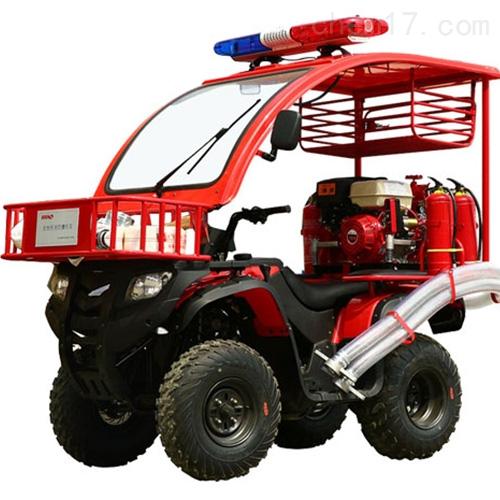 手抬泵四轮消防摩托车价格多少