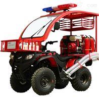 LX250-1四轮消防摩托车设计理念