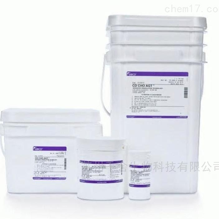CD CHO AGT培养基GIbco12490001