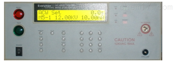 Everyman 3152-12KVac 交流耐壓測試儀