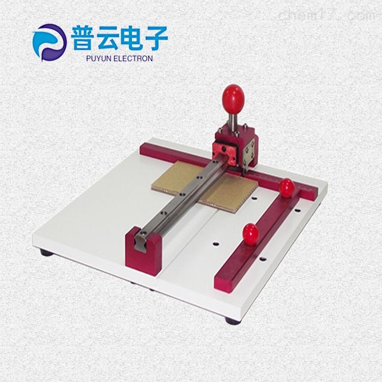 瓦楞纸板ECT边压PAT粘合取样器