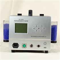 LB-2400(A)恒温恒流双路连续自动大气采样器