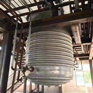 甩卖二手1吨2吨3吨5吨304不锈钢反应釜