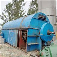 回收处理二手500平方管束干燥机