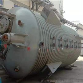回收闲置二手10吨高压反应釜