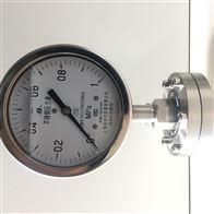 YTP-100ML 隔膜压力表