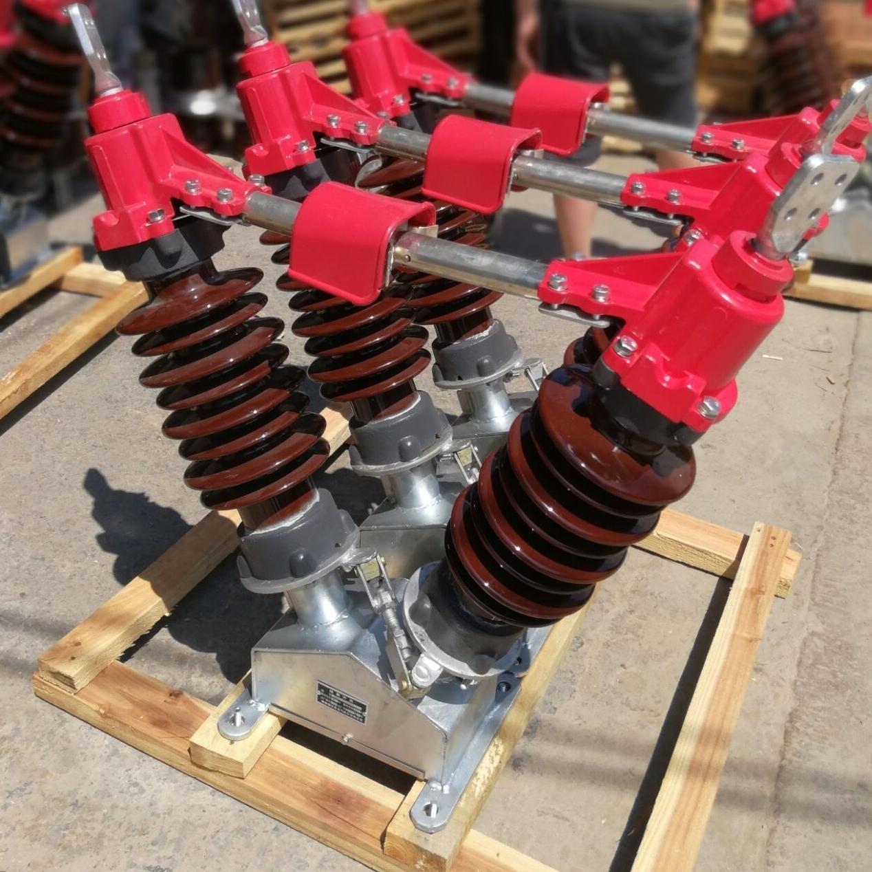 1600A电动操作高压隔离开关GW5-40.5