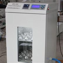 JDHS-2102CGZ双层小容量冷冻恒温培养摇床(恒湿加光照)