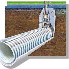 市政管道螺旋缠绕管修复技术