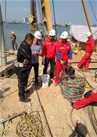 三门峡市水下管道堵漏公司