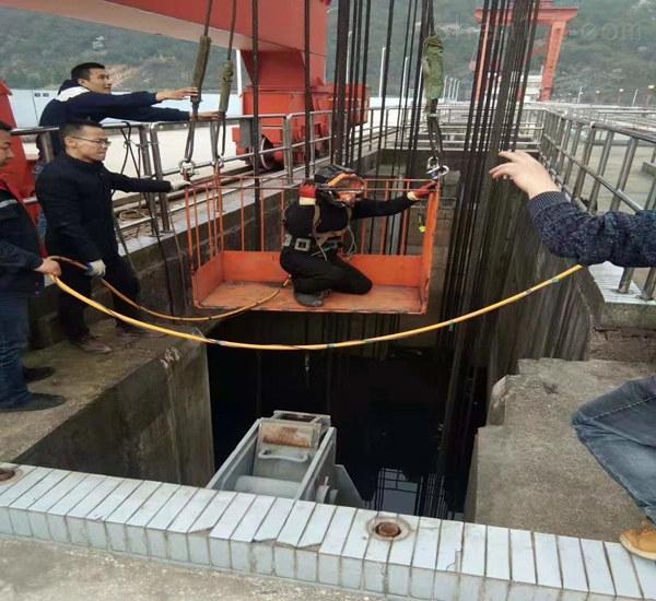 临汾市水下管道封堵公司