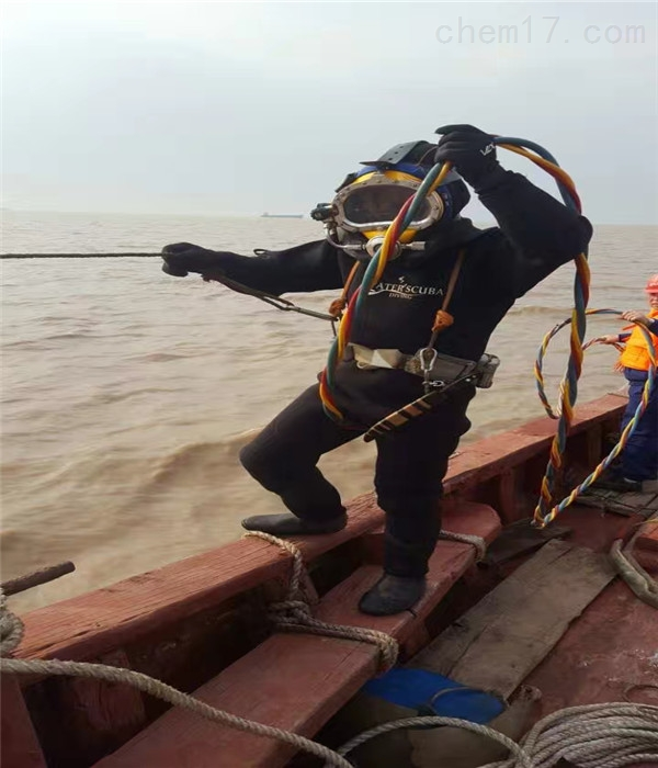 湖南省水下管道堵漏公司