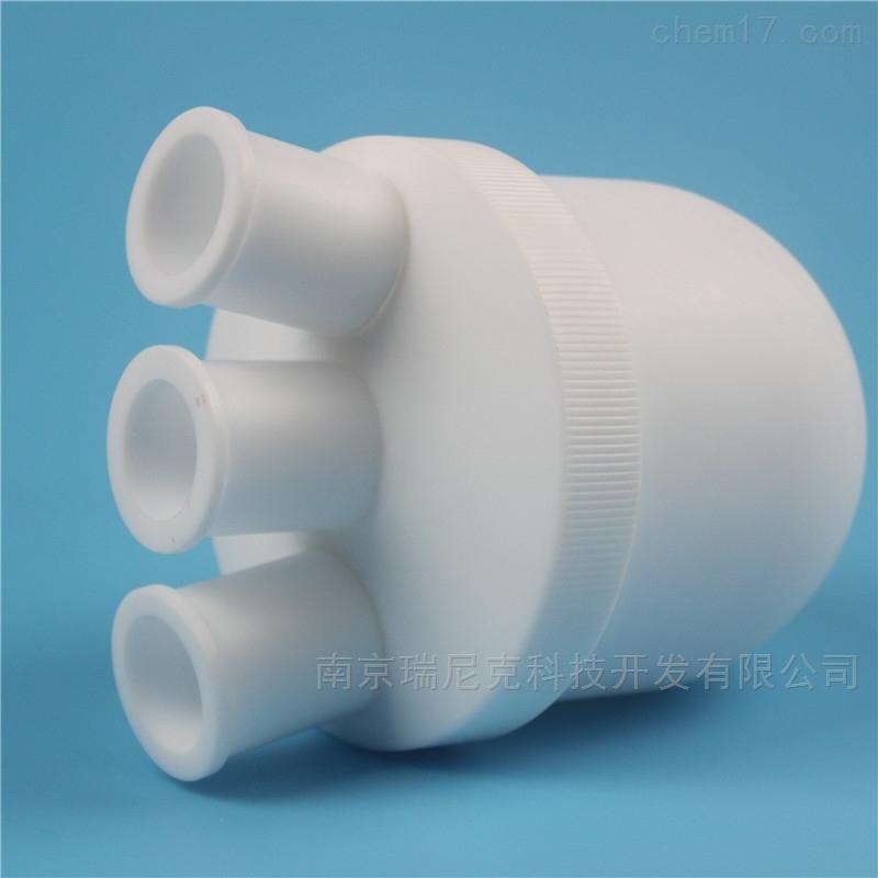 PTFE四氟平底烧瓶反应瓶200ml500ml