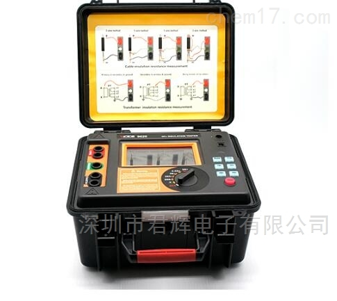 胜利VICTOR9620高性能高压绝缘电阻测试仪