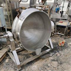 回收二手蒸汽夹层锅
