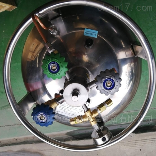 北京自增压液氮容器300升厂家直销