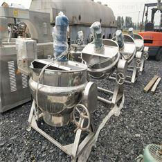 全国出售二手食品设备 二手夹层锅
