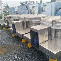 回收二手不锈钢304材质1200型平板离心机