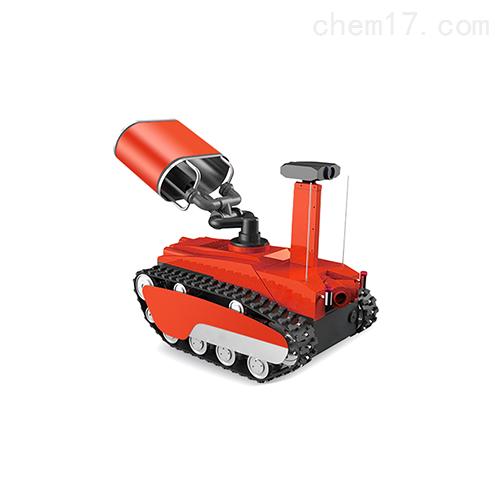 防爆消防侦察机器人