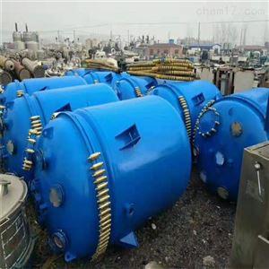 河北供应二手10立方不锈钢反应釜