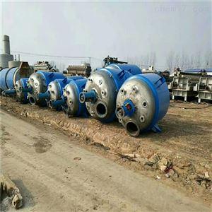 北京出售二手10吨搪瓷反应釜