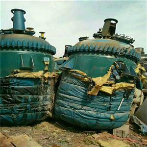 桂林出售二手25立方不锈钢反应釜报价