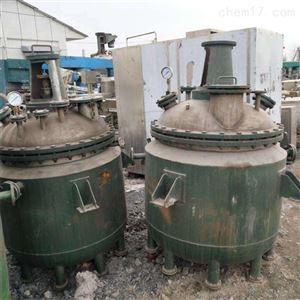 四川出售二手10吨搪瓷反应釜