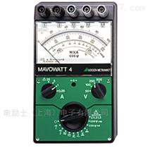 MAVOWATT 4单相功率表_手持式功率计MAVOWATT4