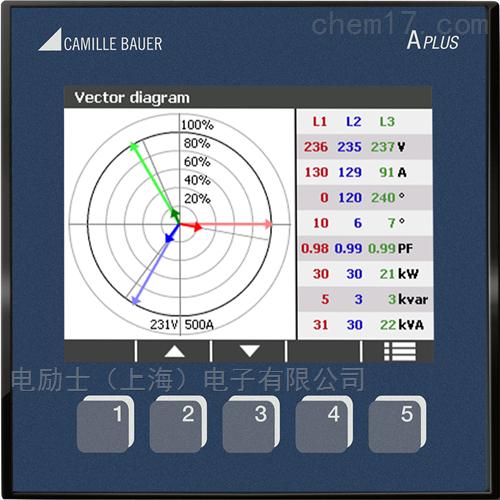 多功能功率表_手持式功率計SINEAX APLUS