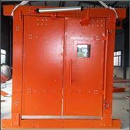 PLC矿用自动无压风门