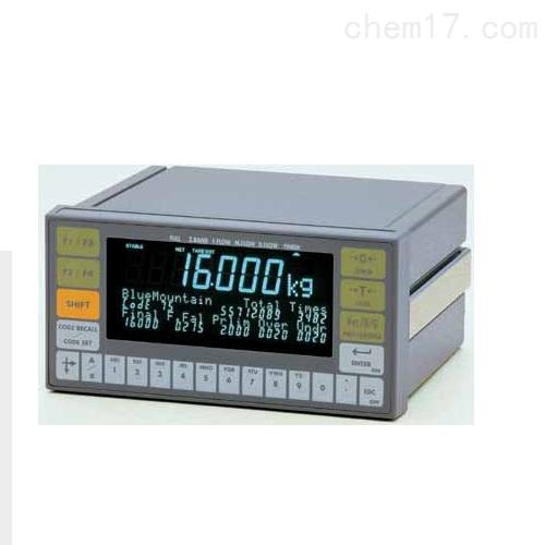 配料控制显示器仪表