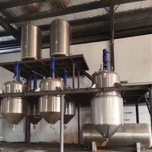 乐清市二手直筒式提取罐