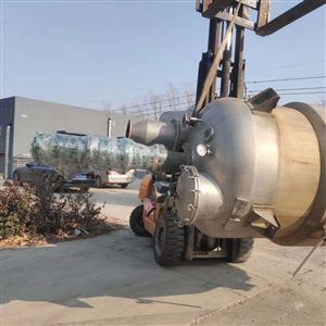 二手1-5吨不锈钢多功能提取罐