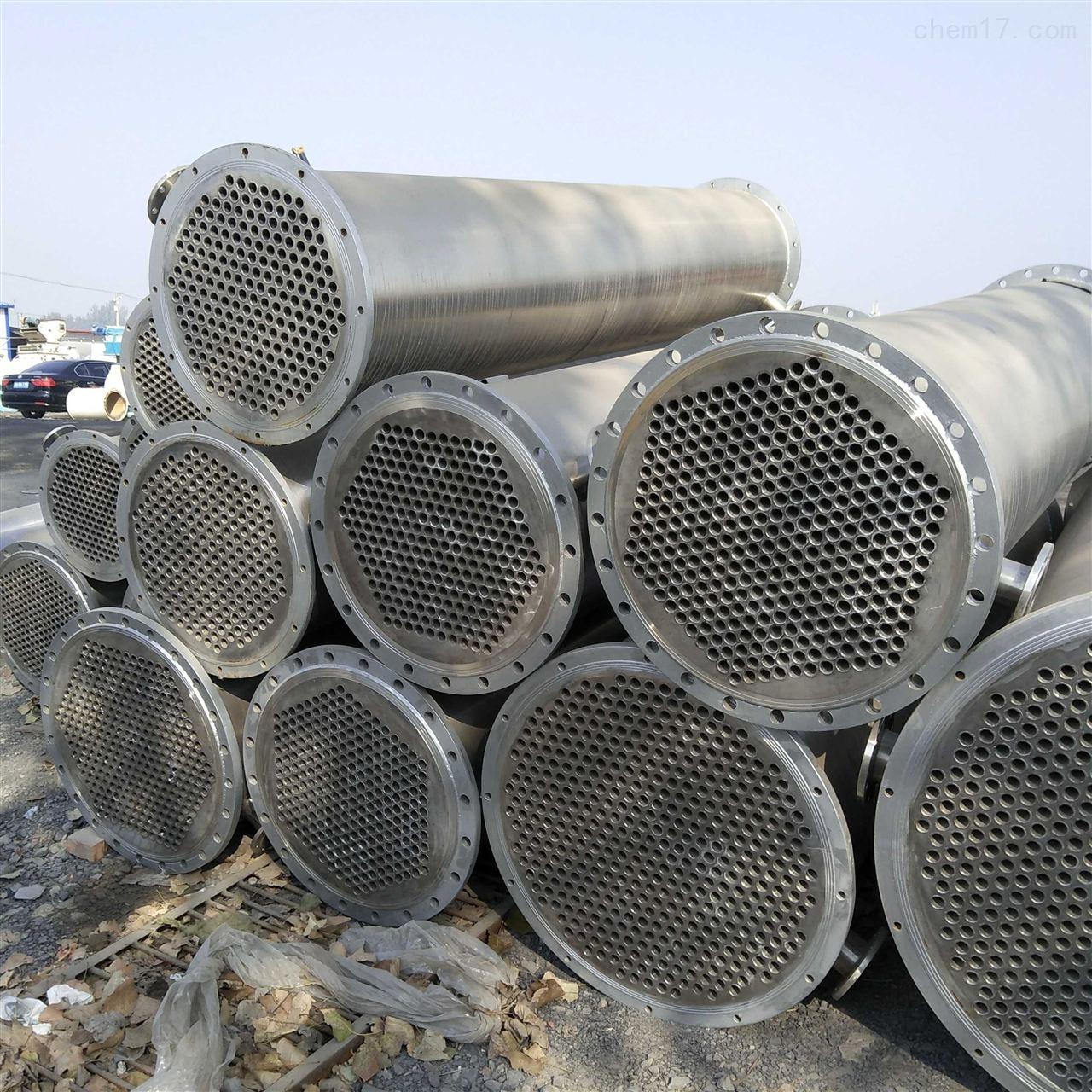 畅销各种型号二手不锈钢冷凝器 换热器