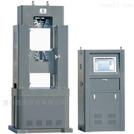 WES-600B型微机电液伺服万能材料试验机