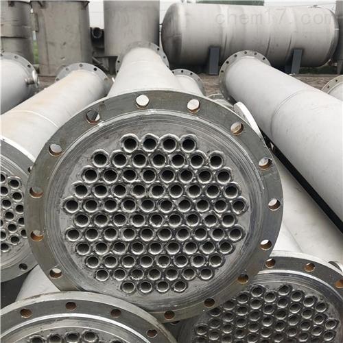 闲置316不锈钢冷凝器回收
