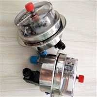 YXC- 150BF不锈钢电接点压力表
