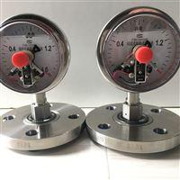 YXC-102BF不銹鋼電接點壓力表