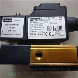 G1/4美国派克PARKER电磁阀