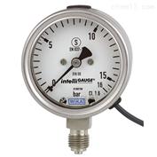 PGT23.063德国WIKA威卡带电信号输出的波登管压力表