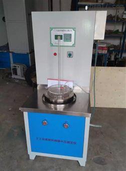 纳基膨润土防水毯耐静水压测定仪
