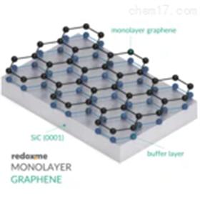 RedoxmeSiC基單層石墨烯電極